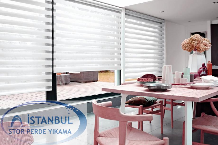 Evlerde hijyen İStanbul stor perde yıkama