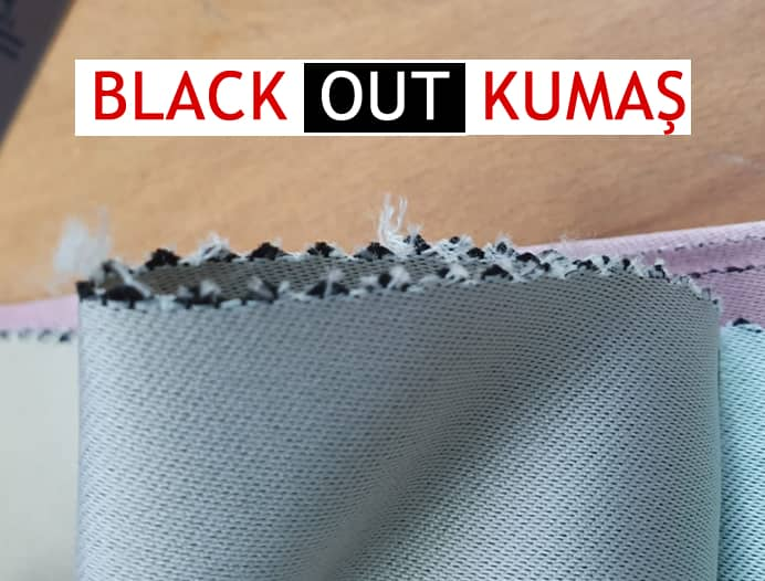 Blackout perde kumaşı